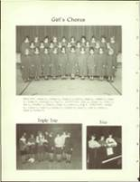 1966 Upham High School Yearbook Page 32 & 33