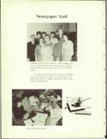 1966 Upham High School Yearbook Page 34 & 35