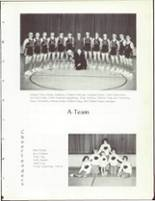 1966 Upham High School Yearbook Page 36 & 37