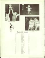 1966 Upham High School Yearbook Page 38 & 39