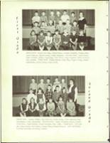 1966 Upham High School Yearbook Page 44 & 45