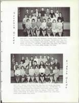 1966 Upham High School Yearbook Page 46 & 47