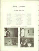 1966 Upham High School Yearbook Page 52 & 53