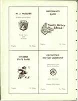 1966 Upham High School Yearbook Page 66 & 67