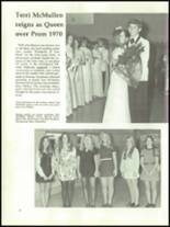 1971 Chrysler High School Yearbook Page 24 & 25