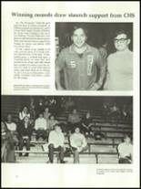 1971 Chrysler High School Yearbook Page 26 & 27