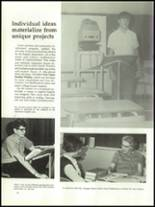 1971 Chrysler High School Yearbook Page 38 & 39