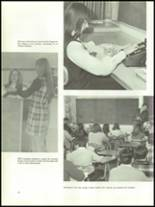 1971 Chrysler High School Yearbook Page 42 & 43