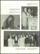 1971 Chrysler High School Yearbook Page 64 & 65