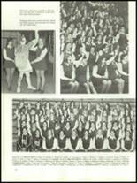 1971 Chrysler High School Yearbook Page 66 & 67