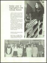 1971 Chrysler High School Yearbook Page 124 & 125