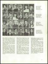 1971 Chrysler High School Yearbook Page 126 & 127