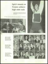 1971 Chrysler High School Yearbook Page 128 & 129