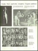 1971 Chrysler High School Yearbook Page 130 & 131