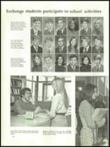 1971 Chrysler High School Yearbook Page 132 & 133