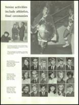 1971 Chrysler High School Yearbook Page 138 & 139