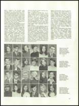1971 Chrysler High School Yearbook Page 140 & 141