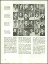 1971 Chrysler High School Yearbook Page 142 & 143