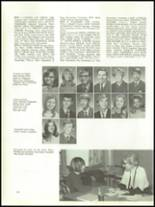 1971 Chrysler High School Yearbook Page 144 & 145