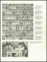 1971 Chrysler High School Yearbook Page 152 & 153