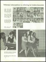 1971 Chrysler High School Yearbook Page 154 & 155