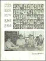 1971 Chrysler High School Yearbook Page 156 & 157