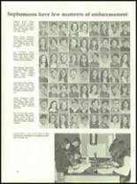 1971 Chrysler High School Yearbook Page 158 & 159