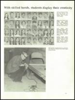 1971 Chrysler High School Yearbook Page 160 & 161