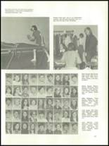 1971 Chrysler High School Yearbook Page 162 & 163