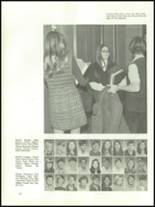 1971 Chrysler High School Yearbook Page 164 & 165
