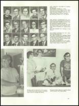 1971 Chrysler High School Yearbook Page 168 & 169