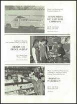 1971 Chrysler High School Yearbook Page 178 & 179