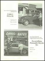 1971 Chrysler High School Yearbook Page 180 & 181