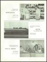 1971 Chrysler High School Yearbook Page 186 & 187