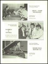 1971 Chrysler High School Yearbook Page 202 & 203