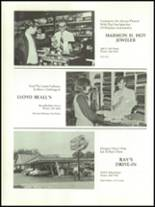 1971 Chrysler High School Yearbook Page 208 & 209