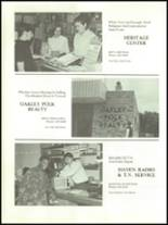 1971 Chrysler High School Yearbook Page 210 & 211