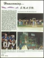 1992 Rim of the World High School Yearbook Page 10 & 11