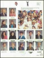 1992 Rim of the World High School Yearbook Page 20 & 21
