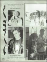 1992 Rim of the World High School Yearbook Page 102 & 103