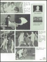 1992 Rim of the World High School Yearbook Page 124 & 125