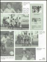 1992 Rim of the World High School Yearbook Page 128 & 129