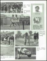 1992 Rim of the World High School Yearbook Page 142 & 143