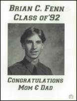 1992 Rim of the World High School Yearbook Page 220 & 221