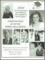 1992 Rim of the World High School Yearbook Page 226 & 227