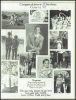 1992 Rim of the World High School Yearbook Page 240 & 241