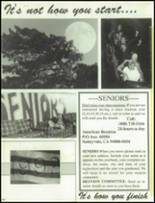 1992 Rim of the World High School Yearbook Page 282 & 283