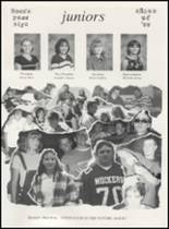 1998 Tonopah High School Yearbook Page 20 & 21