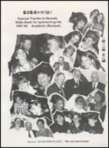 1998 Tonopah High School Yearbook Page 40 & 41