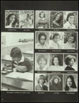 1978 Kennedy High School Yearbook Page 100 & 101